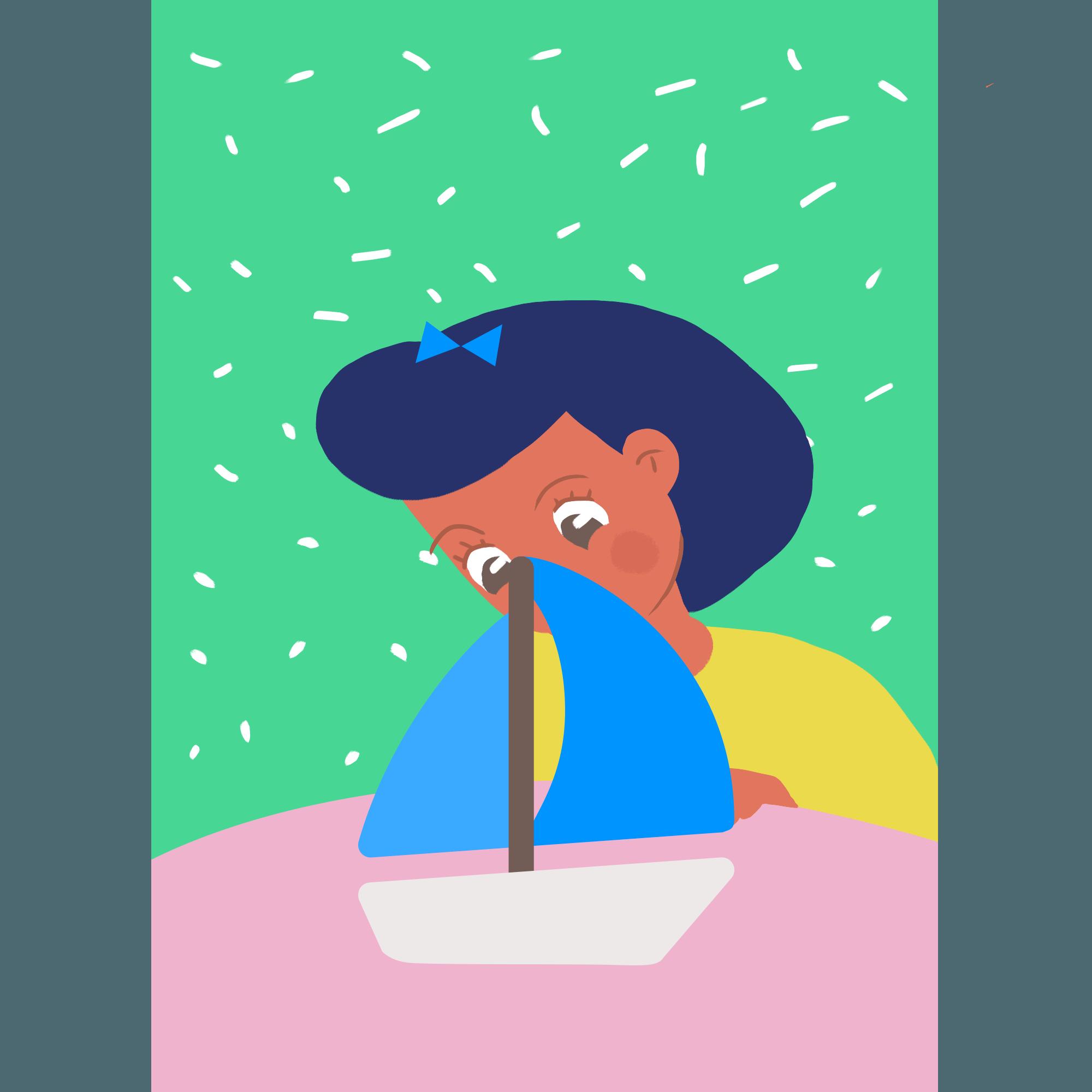 Les petits constructeurs de bateaux