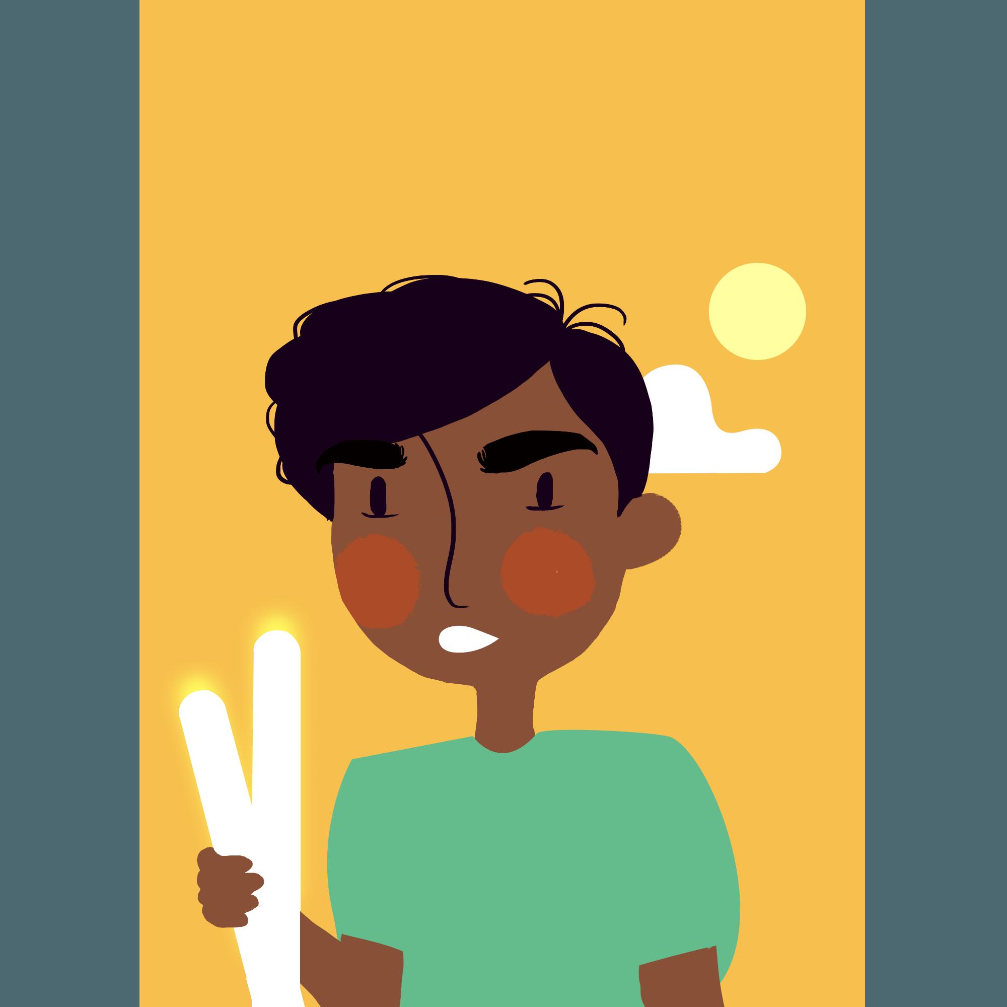 Fabrique des bâtons lumineux