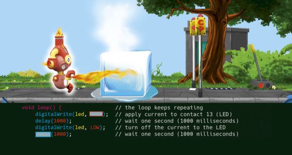 Code gamer : image jeu 2