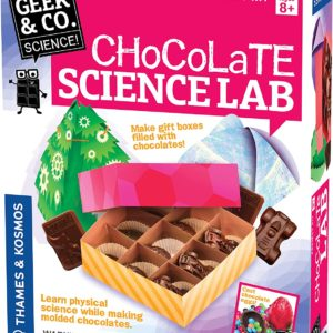 Chocolate science lab image produit