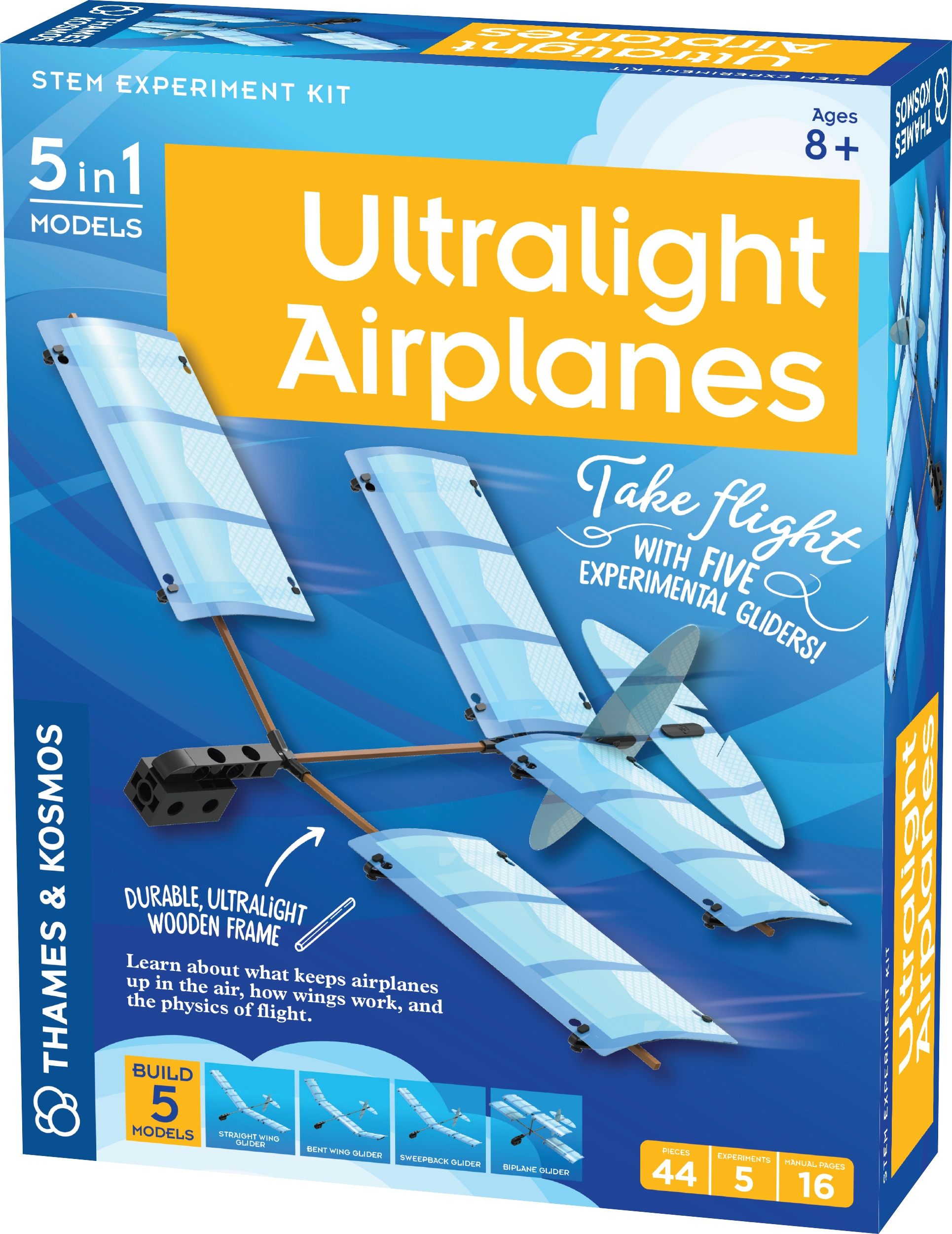 Ultralight airplanes image produit