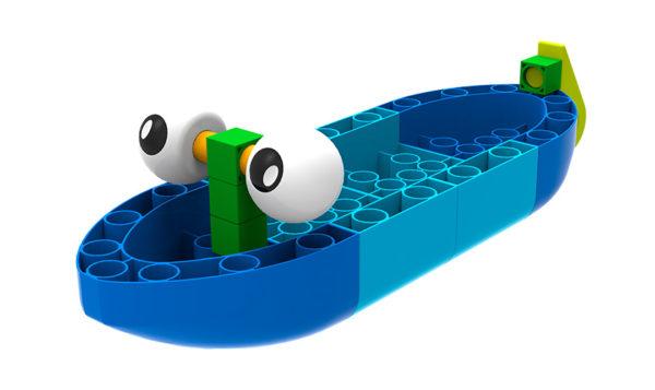 Les p'tits constructeurs de bateaux 7