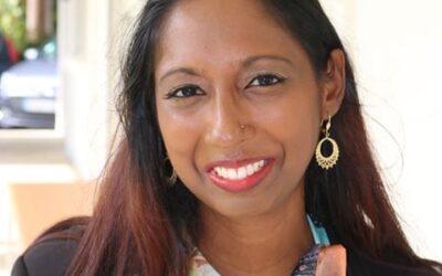 Syndia SADIKALAY, un esprit scientifique développé en famille.