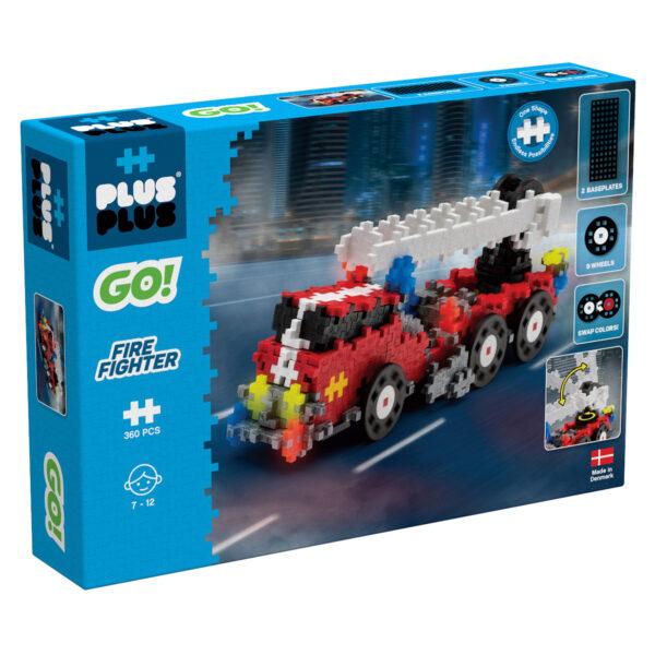 PLUSPLUS-GO!Pompiers en action