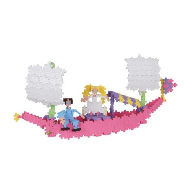 PLUSPLUS3EN1- Princesse