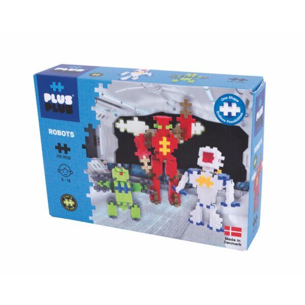 PLUSPLUS- Super robots