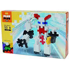 PLUS-PLUS : Grand robot