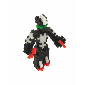 PLUS-PLUS cavalier noir